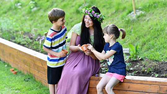 Rodinná dovolená na horách ve Wellness hotelu Vista