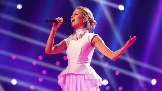 Gabriela Gunčíková za sebou má poslední zkoušku před finále.