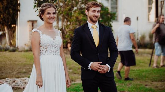 Petra a René ve Svatbě na první pohled