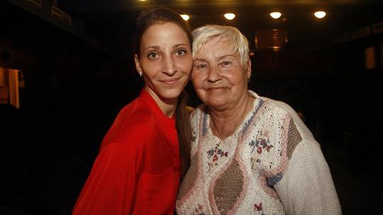 Manželka a maminka známého českého moderátora