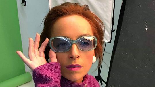 Táňa Dyková skočila ve své životní roli.