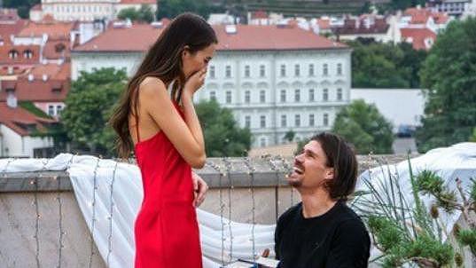 Kristýna Schicková se dočkala žádosti o ruku po 11 měsících vztahu.