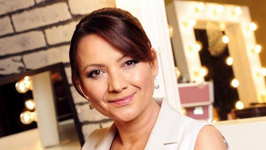 Jolana Voldánová se po dlouhém odpočinku zase vrací do České televize.