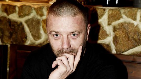 Tomáš Řepka napsal další knihu.
