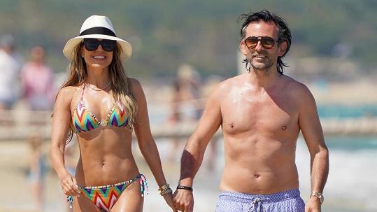 Sylvie Meis s manželem