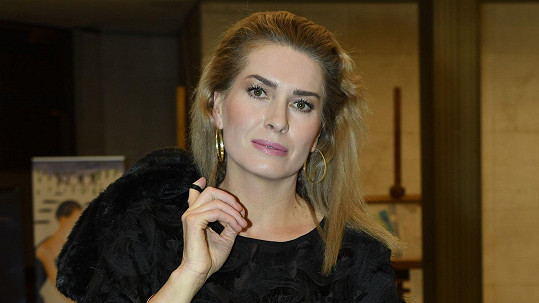 """""""Občas se utopím ve smutku,"""" říká Olga Menzelová"""