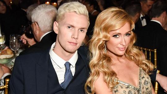 Paris Hilton s bratrem Barronem