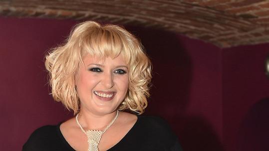 Miluška Bittnerová neztrácí úsměv ve tváři.