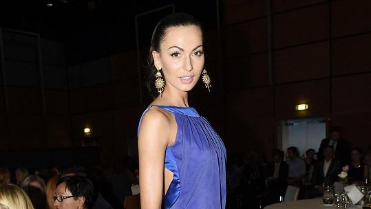 Eliška nebyla na finále Miss Face zrovna v nejlepší kondici.