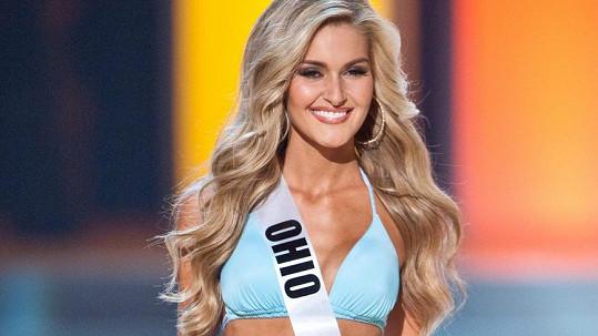 Bývalá Miss Ohio Audrey Bolte čekala v restauraci na mladého právníka marně.