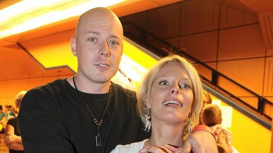 Kristina Kloubková představila svoji lásku.