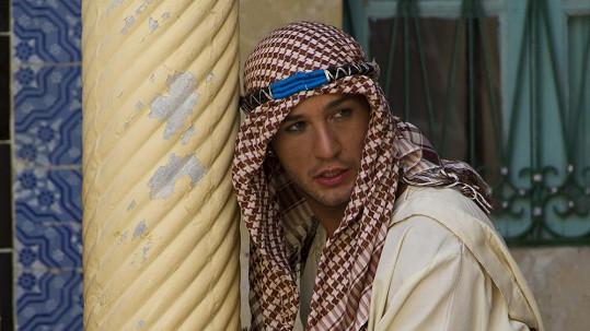 Prince of Syria má prý sám problémy a jen tak tak na křtu neutržil facku.
