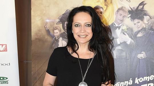 Lucie Bílá vyrazila do kina jako obyčejná holka.