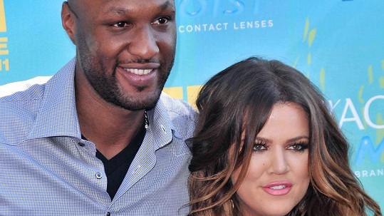 Khloé Kardashian a Lamar Odom vzkřísili krachující vztah.