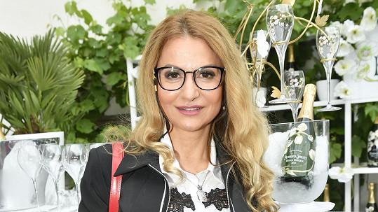 Yvetta Blanarovičová se doma nenudí.