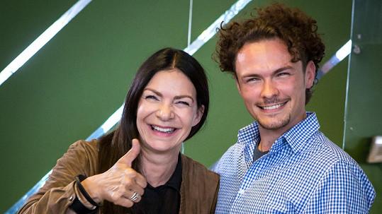 Anna K a Marek Hrstka jsou dalším potvrzeným párem StarDance.