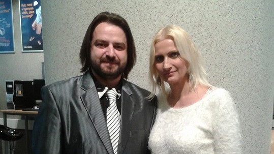 Zdeněk Macura a jeho bývalka Vlaďka