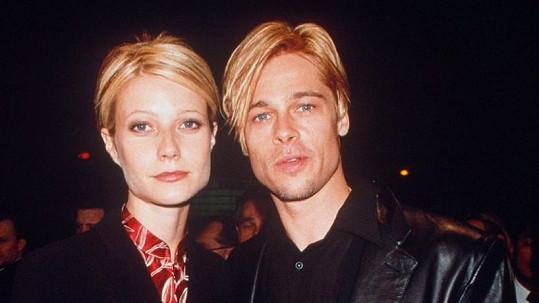 Exsnoubenci Gwyneth Paltrow a Brad Pitt