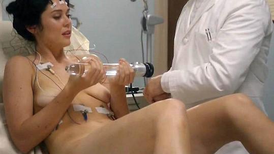 Masters of Sex přináší dost peprné okamžiky...