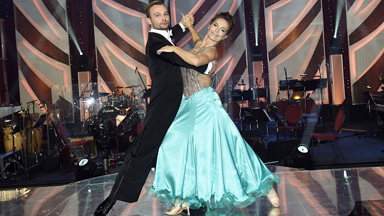 Olga Šípková a Marek Dědík končí ve StarDance.