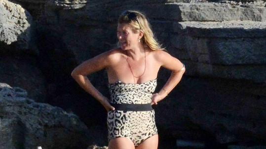 Kate Moss na Formenteře