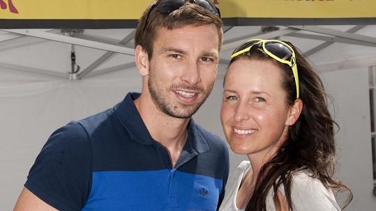 Petr Koukal a Lucie Šilhánová již netvoří pár.