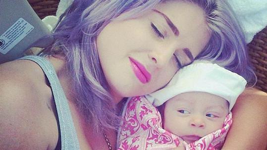 Kelly Osbourne svou neteř zbožňuje.