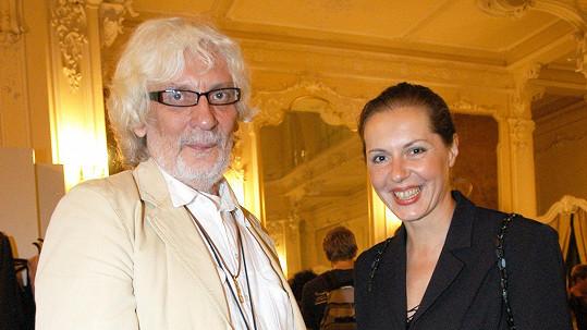 Petr Hapka miloval ženy.