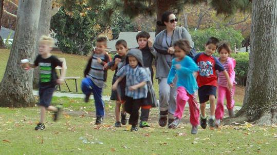 Nadya Suleman oslaví v lednu s osmerčaty jejich šesté narozeniny.