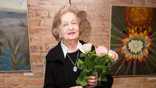 Zemřela herečka Blanka Bohdanová
