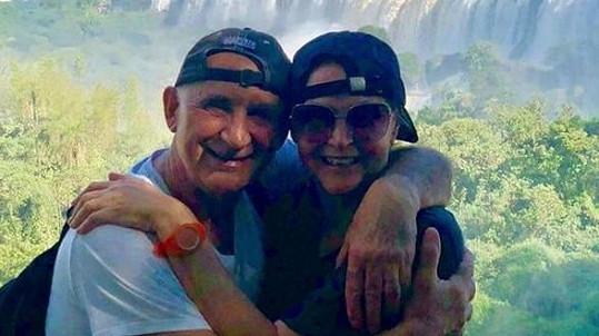 Rodiče Moniky Štikové hýří vitalitou.
