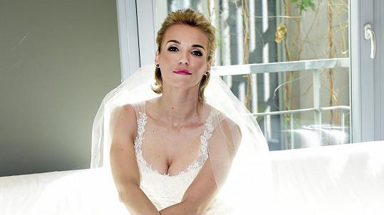 Hanka Mašlíková se vdala....