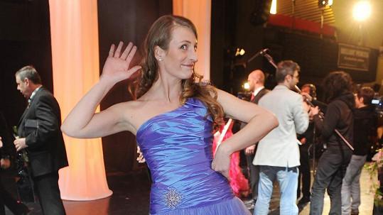 Anna Polívková si zatančí ve StarDance.