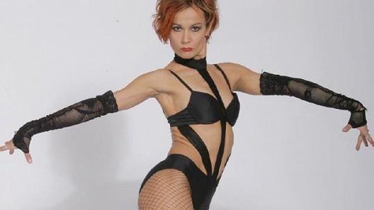 Leona Kvasnicová má díky pohybu parádní figuru.