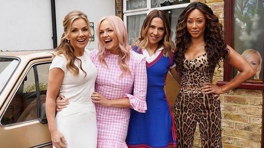 Spice Girls jsou zpátky!