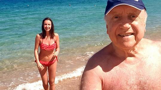 Lucie a Felix jsou v Egyptě.