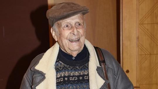 Stanislav Zindulka se rozloučil s divadlem.