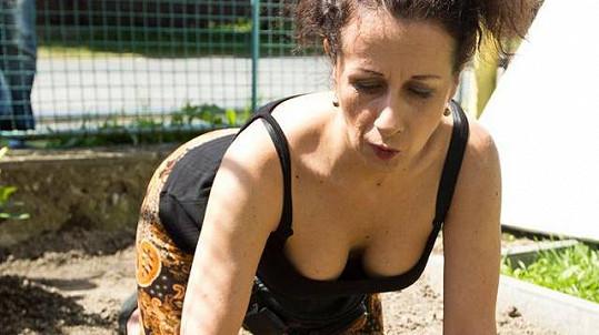 Ester Kočičková obohatí seriál Vinaři.