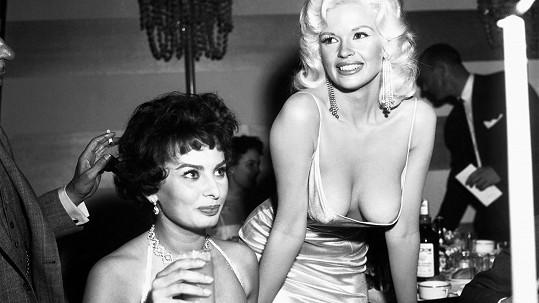 Sophia Loren nemohla uvěřit svým očím...