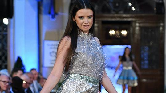 V minulosti Dominika Branišová pracovala jako modelka zejména v Asii.