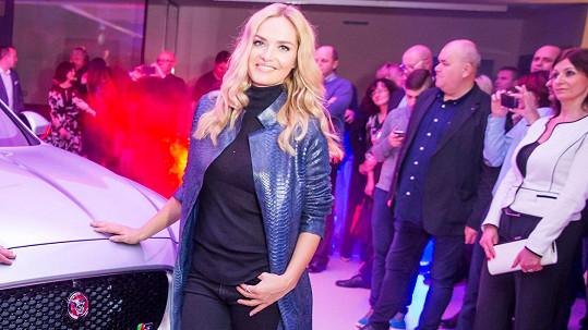 Táňa Kuchařová ukázala, co se nosí.