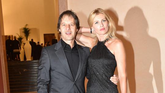 Pavol Habera a Daniela Peštová společně vyrazili do společnosti.