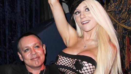Courtney Stodden bude jednou z účastnic Big Brother Celebrity.