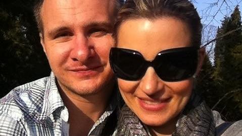 Petr Casanova a Monika Marešová.