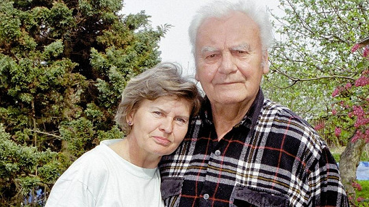 Petr Haničinec s manželkou Radkou.