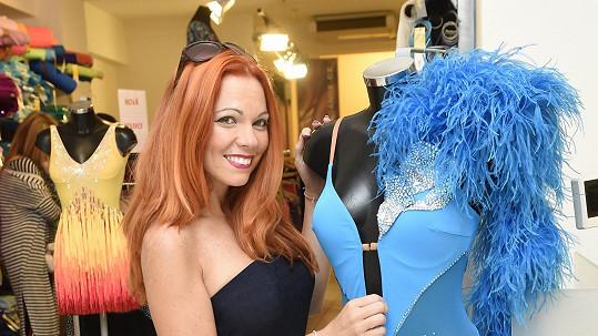 Míša Nosková miluje výrazné modely.