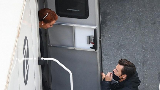 Olivia Wilde se objevuje s Harrym Stylesem.