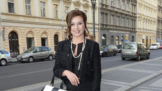 Dana Morávková vypadá skvěle.