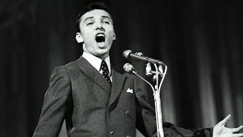 Karel Gott v roce 1966
