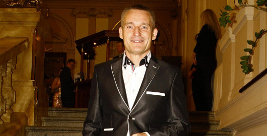 Vladimír Hron má dole přes deset kilo.